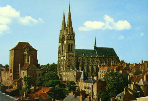 Moulins France  City new picture : More pictures of Moulins, France: