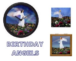 Birthday Angels Gifts
